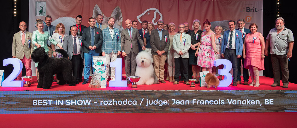 BIS 8.6.2018 PRESIDENT CUP 2018 & WORLD SPECIAL SHOW OF SLOVAK NATIONAL BREEDS 2018